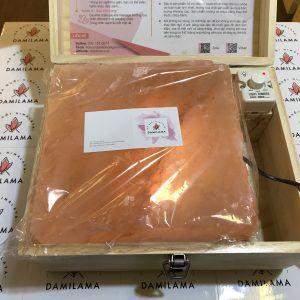 Hình ảnh Đá Muối Khoáng Himalaya Massage Bàn Chân chính hãng tốt giá rẻ nhất tại DamiLama