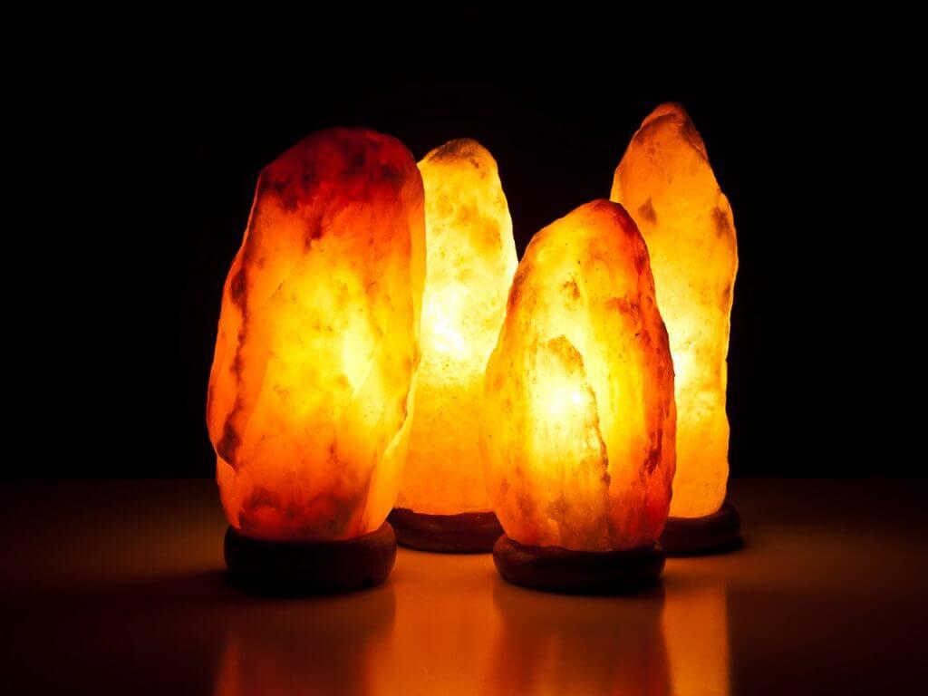 Đèn Đá Muối Himalaya Phong Thủy Tự Nhiên 1 2020