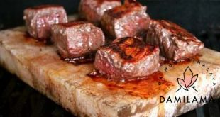 Hình ảnh Bí Quyết Để Có Món Bò Nướng Đá Muối Ngon Đúng Điệu chính hãng tốt giá rẻ nhất tại DamiLama