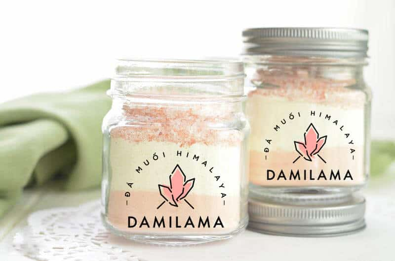 Himalaya Pink Salt Stone and How to Make Milk Bath at Home 1 2020
