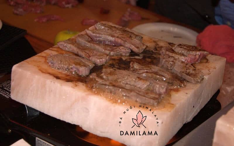 Hình ảnh Sản Phẩm Đá Muối Nướng Himalaya - DamiLama chính hãng tốt giá rẻ nhất tại DamiLama
