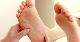 Hình ảnh Những Lợi Ích Massage Bàn Chân Bạn Chưa Biết Từ Đá Muối Himalaya chính hãng tốt giá rẻ nhất tại DamiLama