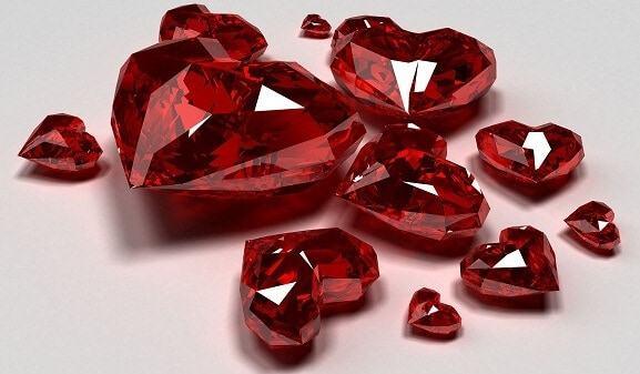 ruby hong ngoc - Chuẩn Ý Nghĩa Của Các Loại Đá Quý và Theo Ngày Sinh
