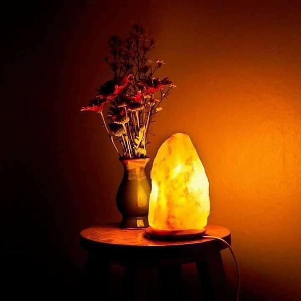 Đèn ngủ đá muối có công dụng thế nào mà cần phải thay