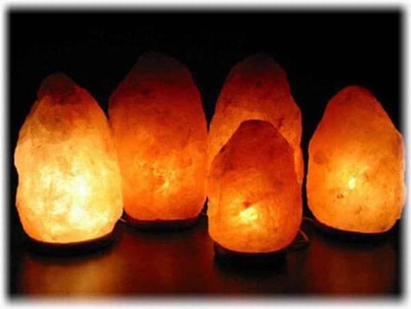 Đánh giá các công dụng của đèn ngủ đá muối uy tín tại tphcm