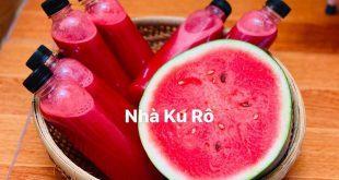 Hình ảnh Top 06 Loại Nước Trái Cây Nên Uống Khi Bị Cảm Cúm chính hãng tốt giá rẻ nhất tại DamiLama
