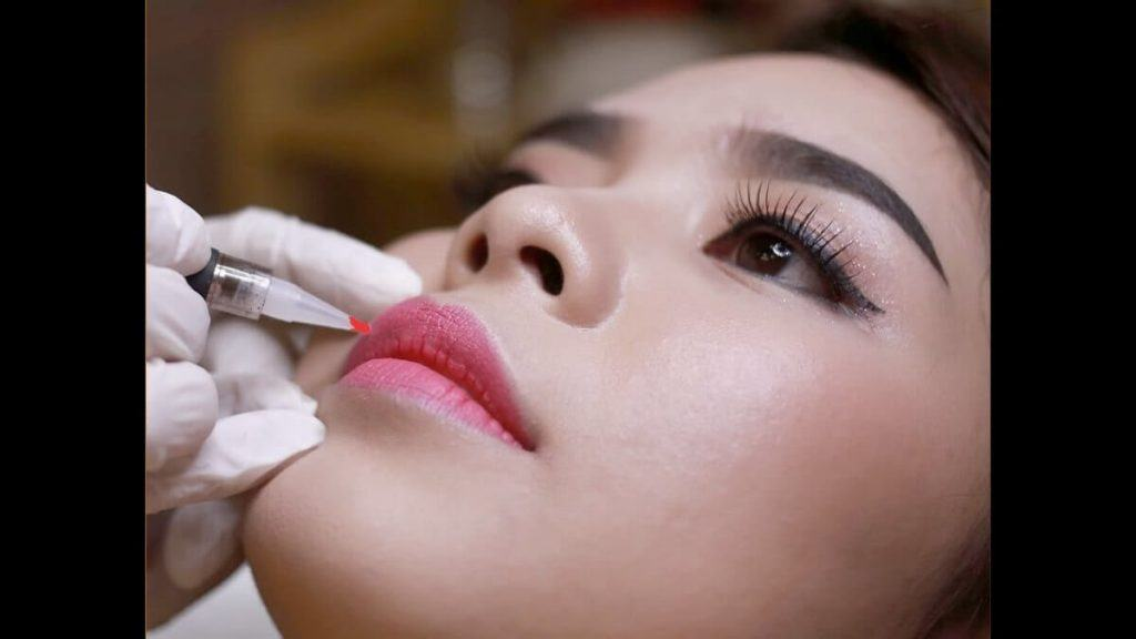 Notes on Collagen Lip Lips