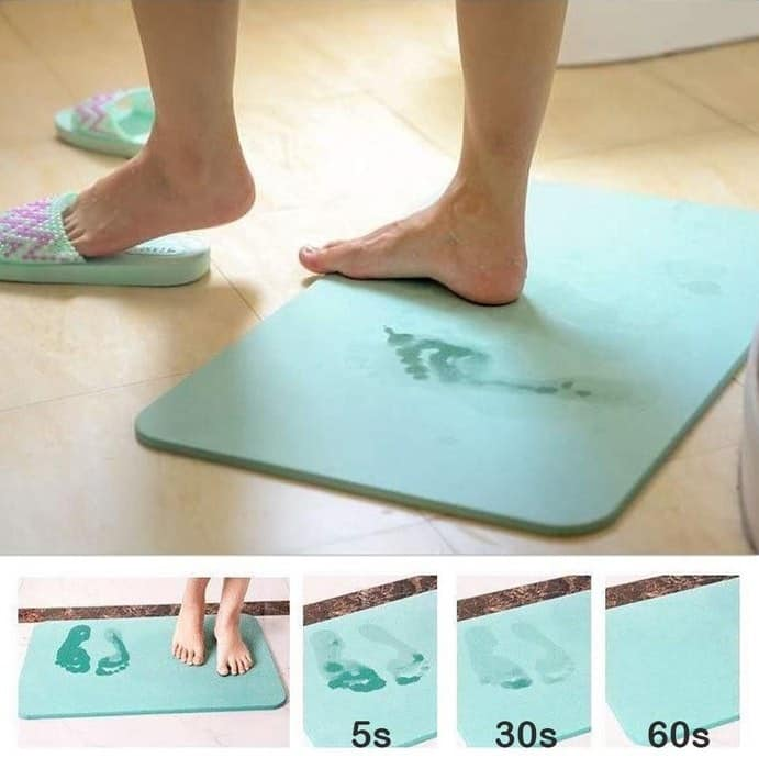 Ultra-absorbent Japanese Doormat 7 7